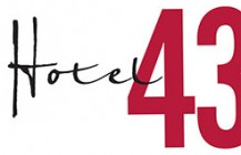 Hotel 43 Logo